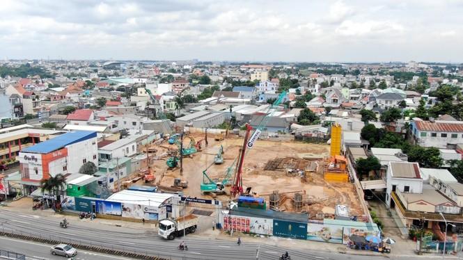 Lực đẩy hạ tầng khiến giá bất động sản thành phố Thủ Đức tăng mạnh - ảnh 1
