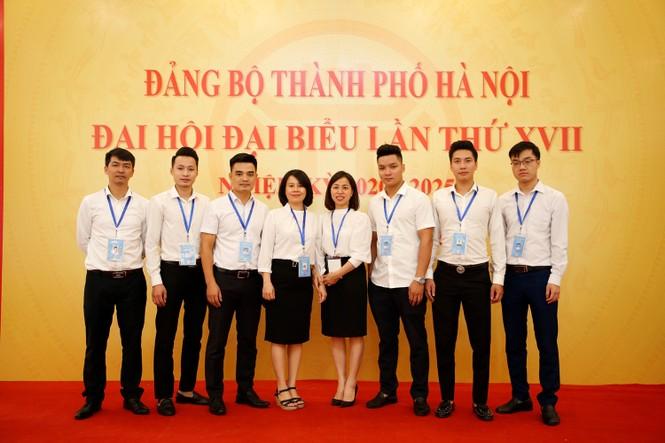 Hapro bốn mùa vinh dự góp phần vào thành công đại hội Đảng bộ TP Hà Nội lần thứ XVII - ảnh 1
