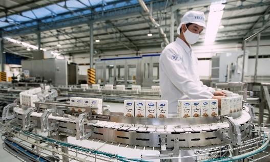 Vinamilk lần thứ 3 liên tiếp được bình chọn là nơi làm việc tốt nhất Việt Nam - ảnh 4