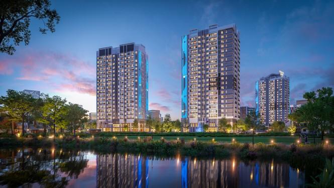 Berriver Jardin hiện thực hoá ngôi nhà trong mơ của cư dân đô thị - ảnh 2