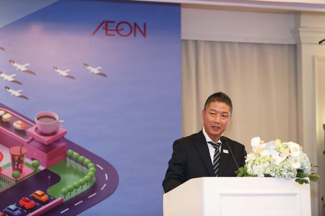 AEON sắp khai trương Trung tâm Bách hóa tổng hợp và siêu thị đầu tiên tại Hải Phòng - ảnh 1