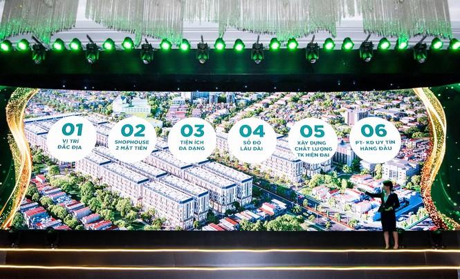 Ra mắt dự án 'khuấy động' thị trường bất động sản phía Tây Hà Nội - ảnh 3