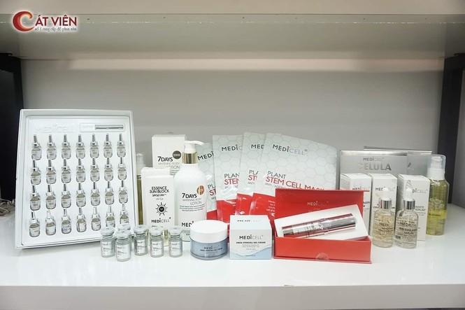 Thiết bị Spa và Phun Thêu Cát Viên - Phân phối mỹ phẩm nhập khẩu chính hãng - ảnh 2