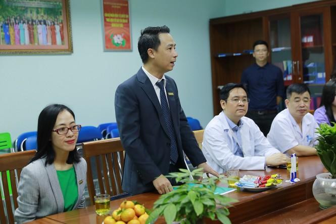 ABBank trao tặng khu vui chơi cho bệnh nhi tại bệnh viện nhi TW Hà Nội - ảnh 2
