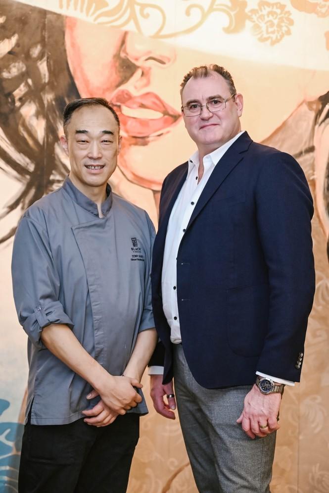Khai trương nhà hàng Black Vinegar mang phong cách ẩm thực Trung Hoa mới lạ - ảnh 1