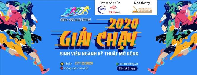 EN-RUNNING 2020 – Sân chơi phong trào cho những người yêu chạy trở lại - ảnh 1