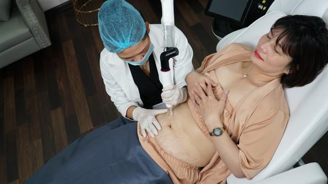 Phòng khám chuyên khoa thẩm mỹ JK độc quyền công nghệ trị rạn tái cấu trúc Healing Scar - ảnh 2