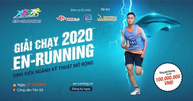 EN-RUNNING 2020 – Sân chơi phong trào cho những người yêu chạy trở lại - ảnh 2