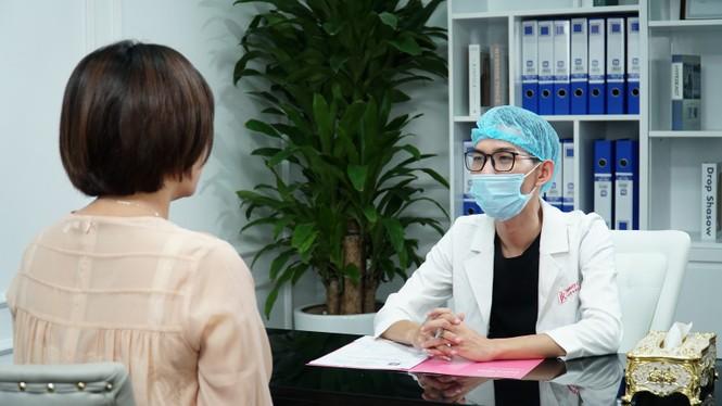 Phòng khám chuyên khoa thẩm mỹ JK độc quyền công nghệ trị rạn tái cấu trúc Healing Scar - ảnh 3