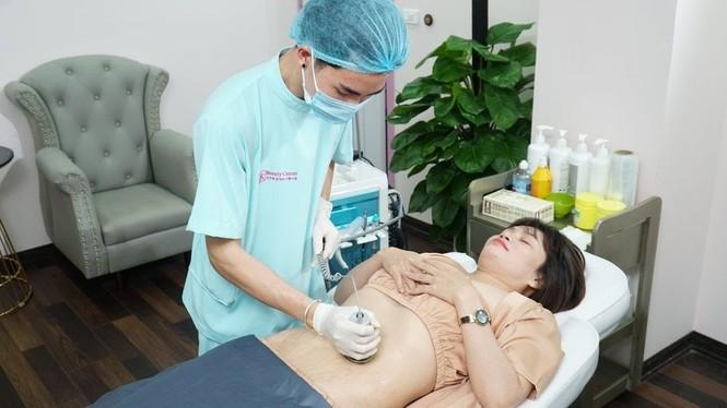 Phòng khám chuyên khoa thẩm mỹ JK độc quyền công nghệ trị rạn tái cấu trúc Healing Scar - ảnh 4