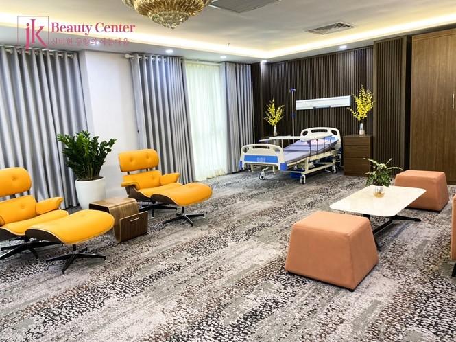 Phòng khám chuyên khoa thẩm mỹ JK độc quyền công nghệ trị rạn tái cấu trúc Healing Scar - ảnh 6