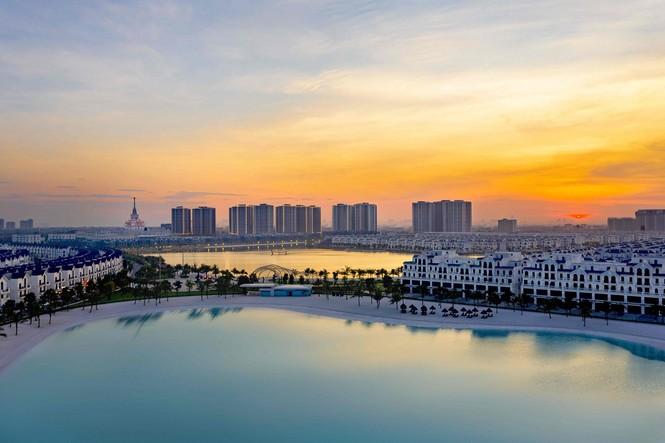 Vinhomes Ocean Park đạt giải thưởng danh giá nhất của 'Thành phố thông minh 2020' - ảnh 3