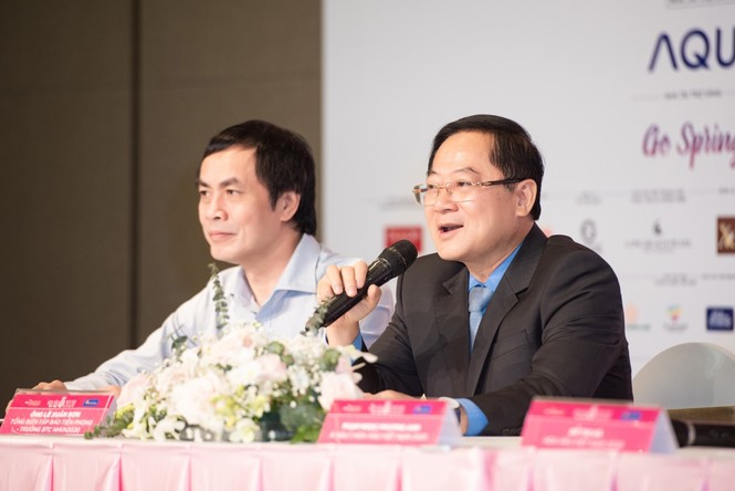 Những hình ảnh đầu tiên của Top 3 cùng dàn người đẹp tại Lotte Hotel Sai Gon - ảnh 1