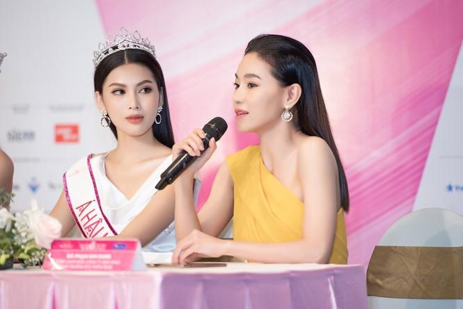 Những hình ảnh đầu tiên của Top 3 cùng dàn người đẹp tại Lotte Hotel Sai Gon - ảnh 2