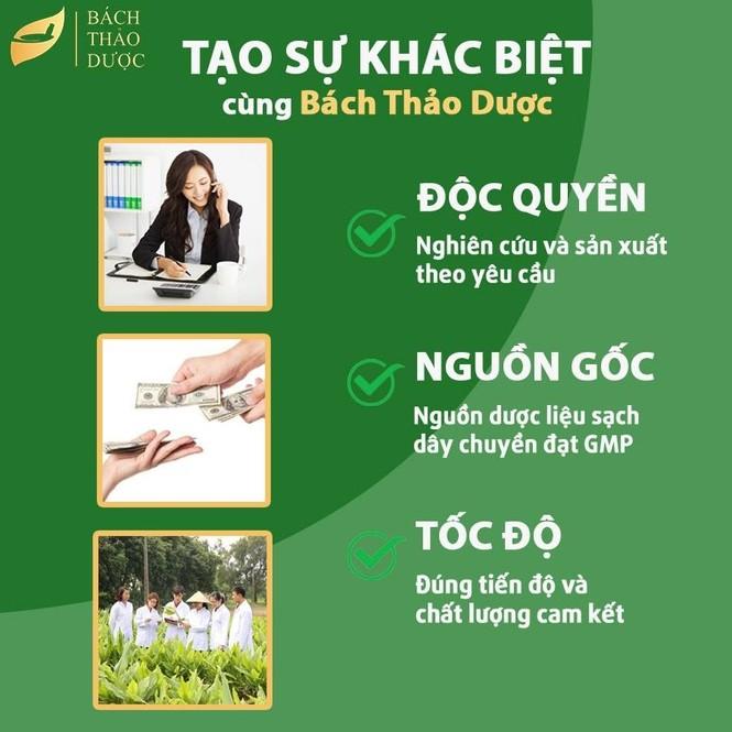 Sản xuất thực phẩm bảo vệ sức khỏe (TPCN) ở đâu chất lượng nhất? - ảnh 3