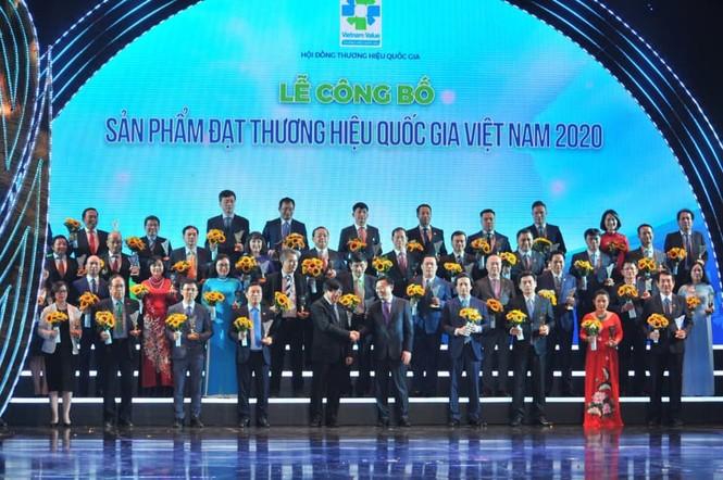 283 sản phẩm đạt Thương hiệu quốc gia Việt Nam năm 2020 - ảnh 2