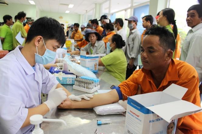VWS chăm lo chu đáo sức khỏe và đời sống người lao động  - ảnh 1