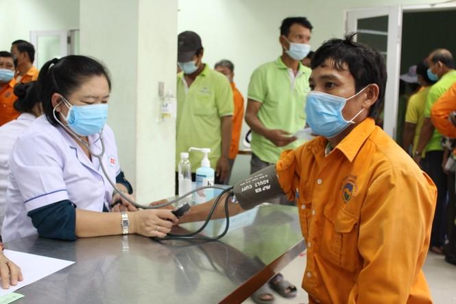 VWS chăm lo chu đáo sức khỏe và đời sống người lao động  - ảnh 2