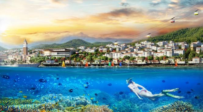 Shophouse mặt biển Sorrento chinh phục giới đầu tư - ảnh 1