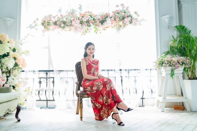 Camy Fashion ra mắt bộ sưu tập đầm dự tiệc đón xuân 2021 - ảnh 1