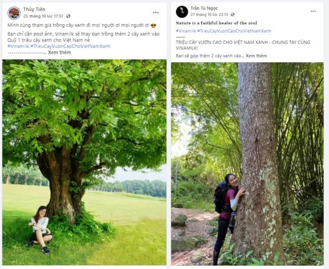 'Triệu cây vươn cao cho Việt Nam xanh' – Kết thúc đẹp của chiến dịch Online được cộng đồng - ảnh 5