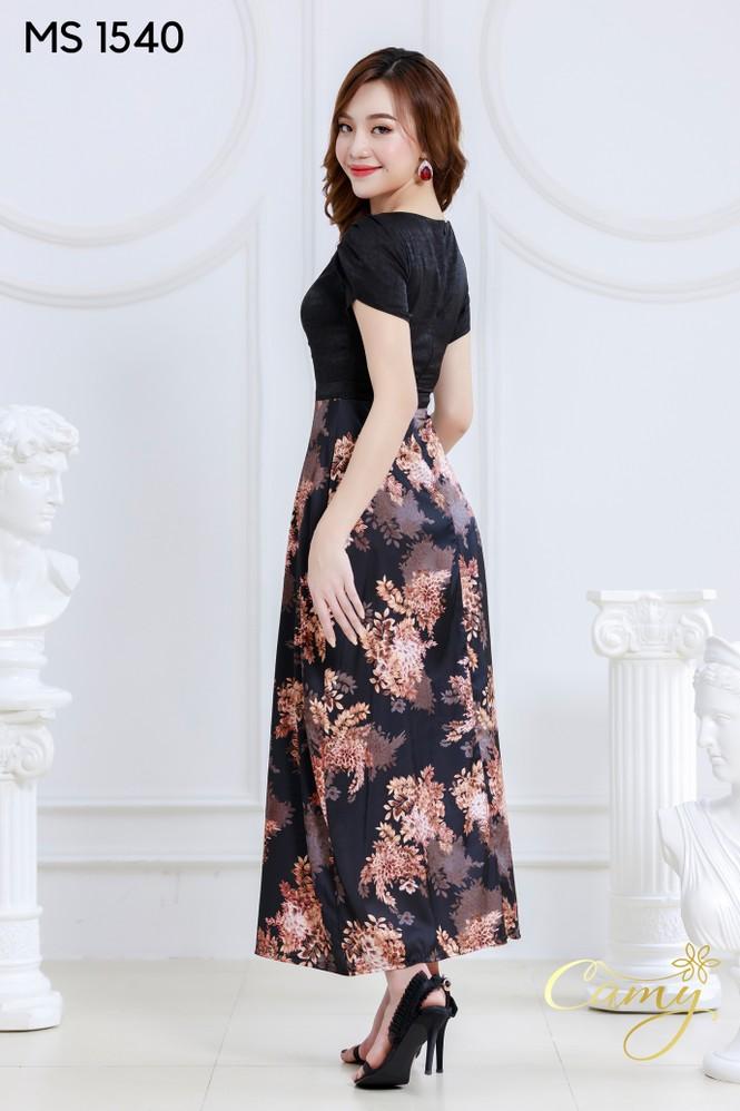 Camy Fashion ra mắt bộ sưu tập đầm dự tiệc đón xuân 2021 - ảnh 4