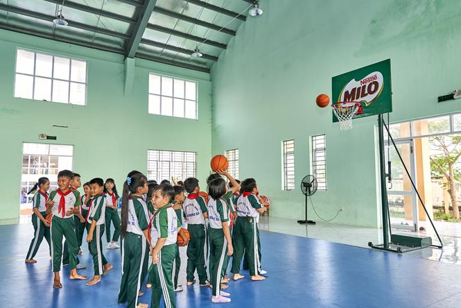 Nestlé MILO truyền cảm hứng thể thao cho hàng ngàn học sinh Cần Thơ - ảnh 3