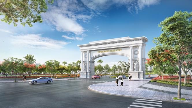 Vinhomes Star City khai trương cổng chào Victoria và quảng trường ánh sáng - ảnh 2
