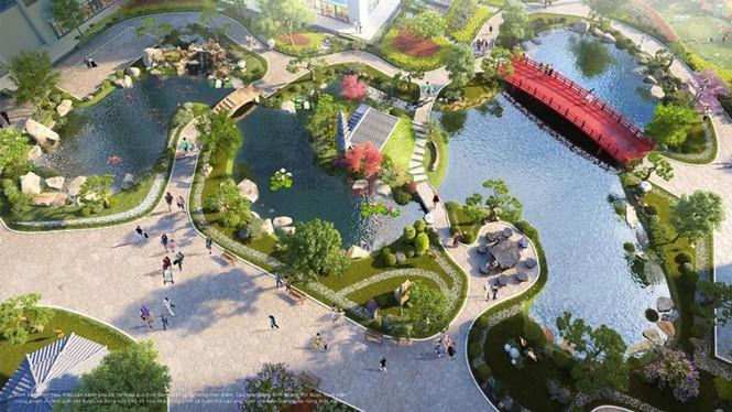 Sắp ra mắt The Zenpark – tinh hoa Nhật Bản giữa lòng Thành phố biển hồ - ảnh 1