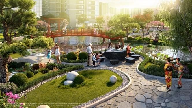 Sắp ra mắt The Zenpark – tinh hoa Nhật Bản giữa lòng Thành phố biển hồ - ảnh 2