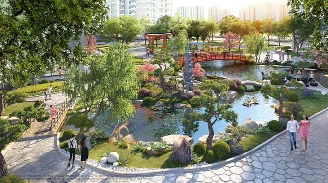 Sắp ra mắt The Zenpark – tinh hoa Nhật Bản giữa lòng Thành phố biển hồ - ảnh 3