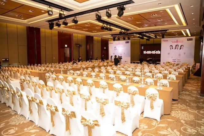 Lotte Hotel Sai Gon – Ghi dấu hành trình 'Thập kỷ hương sắc' HHVN 2020 - ảnh 1