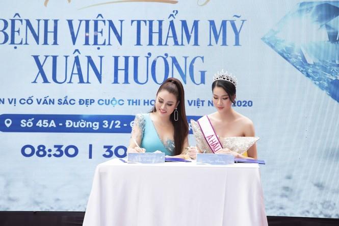 Noo Phước Thịnh cùng dàn mỹ nhân Vbiz hội tụ tại đại tiệc thẩm mỹ ở Tp.HCM - ảnh 3