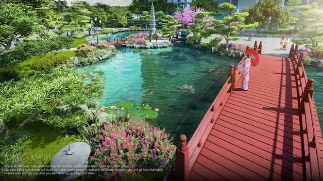 Vinhomes chính thức ra mắt The ZenPark-Tinh thần Nhật Bản giữa lòng Vinhomes Ocean Park - ảnh 1