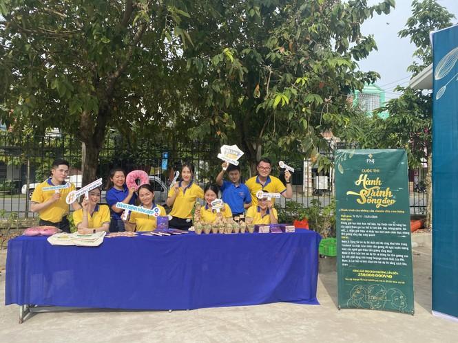 PNJ tổ chức cuộc thi Hành trình sống đẹp - ảnh 1