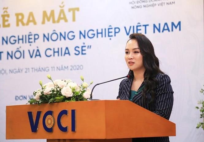 Bà Nguyễn Thị Diễm Hằng được bổ nhiệm phó chủ tịch VCAC - ảnh 1