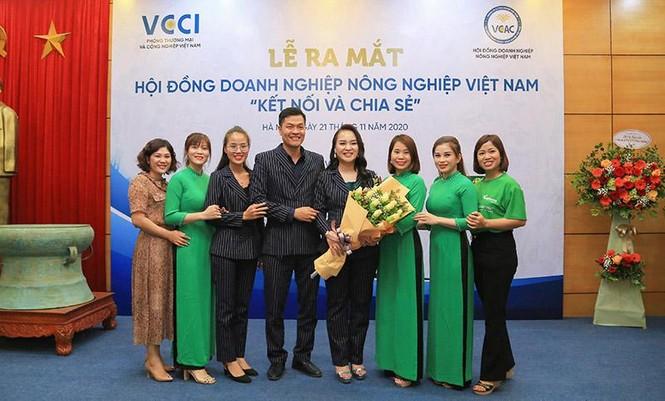 Bà Nguyễn Thị Diễm Hằng được bổ nhiệm phó chủ tịch VCAC - ảnh 2