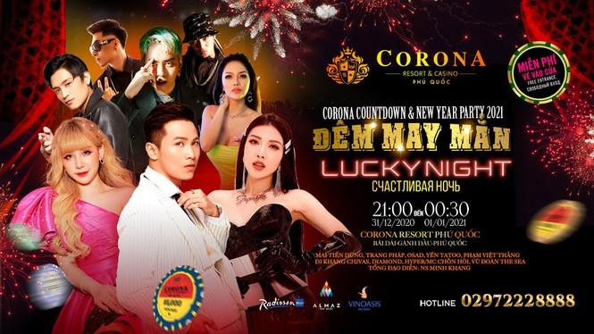 Countdown Party 2021 Phú Quốc: Địa điểm đón năm mới lý tưởng nhất - ảnh 3