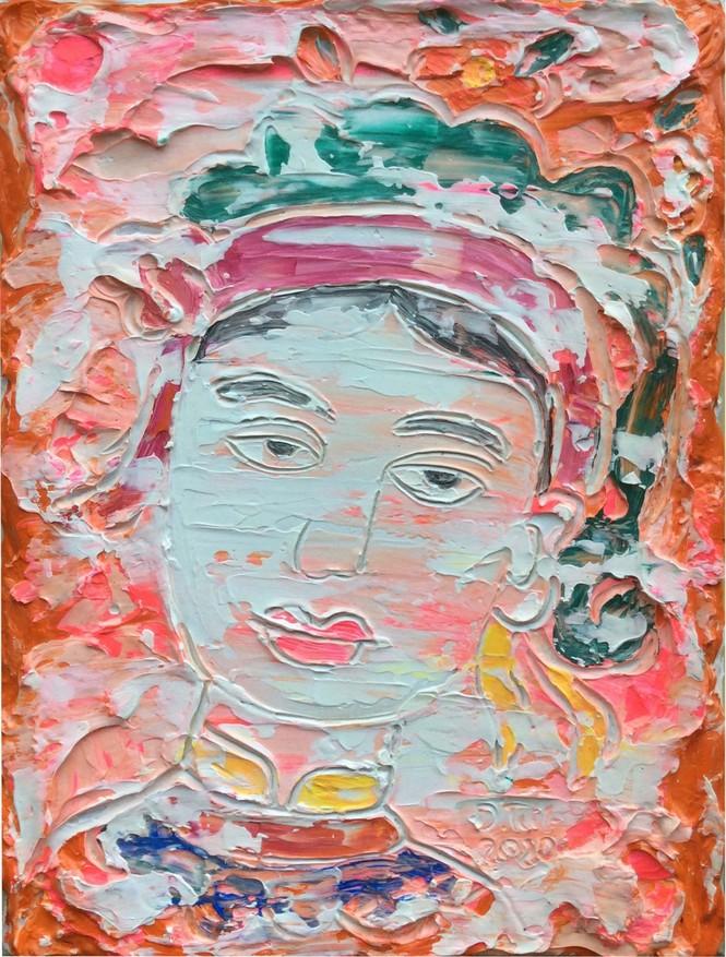 Triển lãm 'Đông' của 5 họa sĩ - ảnh 2