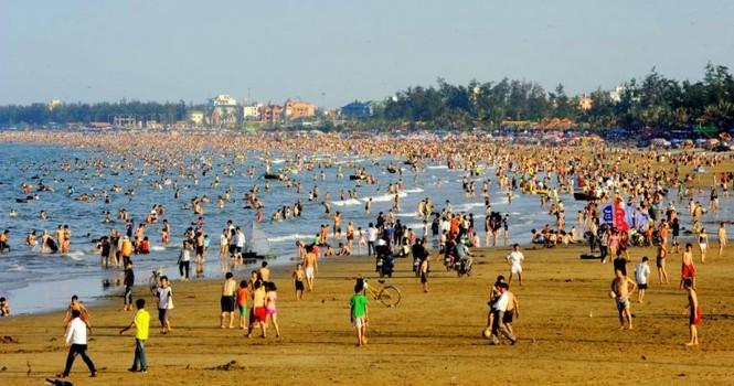 Cửa Lò khẳng định vị thế đô thị du lịch biển  - ảnh 1
