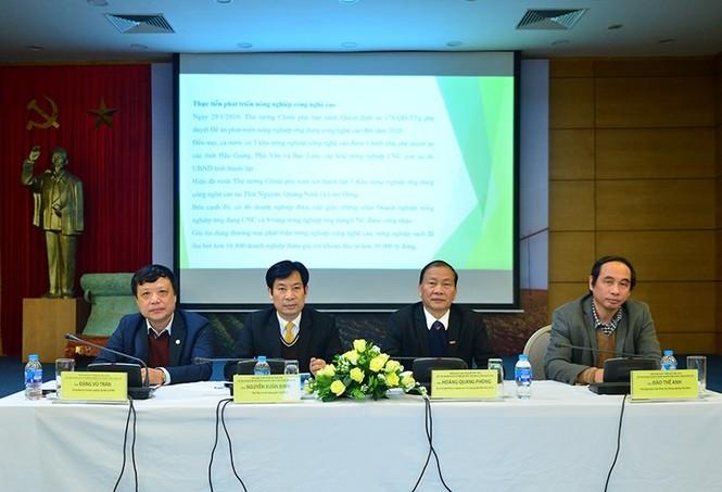 Giải pháp thúc đẩy phát triển nông nghiệp ứng dụng công nghệ cao tại Việt Nam - ảnh 1