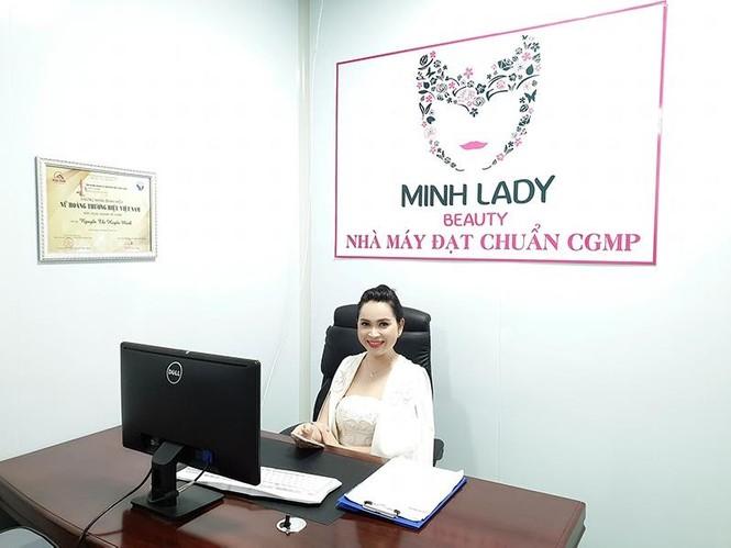 Thương hiệu Minh Lady Beauty
