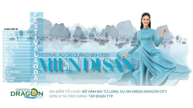 Festival Áo dài Quảng Ninh 2020 - Miền Di sản lần đầu tiên được tổ chức tại Cẩm Phả - ảnh 1