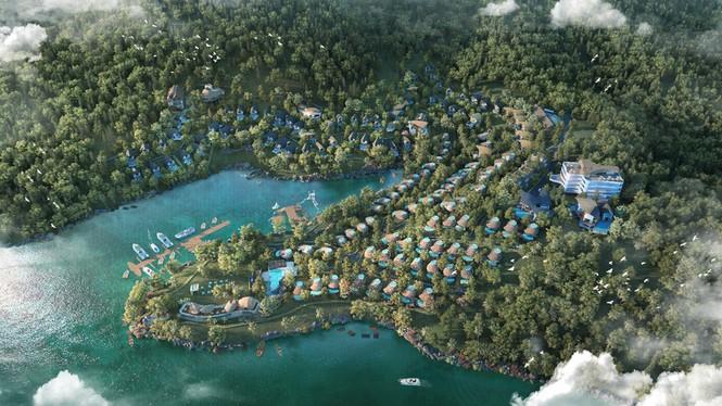 Bùng nổ tại sự kiện ra mắt kiệt tác nghỉ dưỡng Parahills Resort Hòa Bình  - ảnh 4