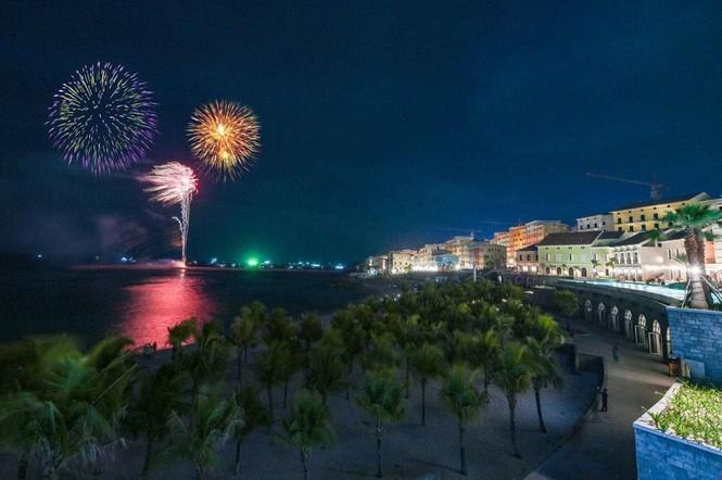 """Bùng nổ """"Đại tiệc của thần Ánh sáng"""" của Sun Group tại Nam Phú Quốc - ảnh 10"""