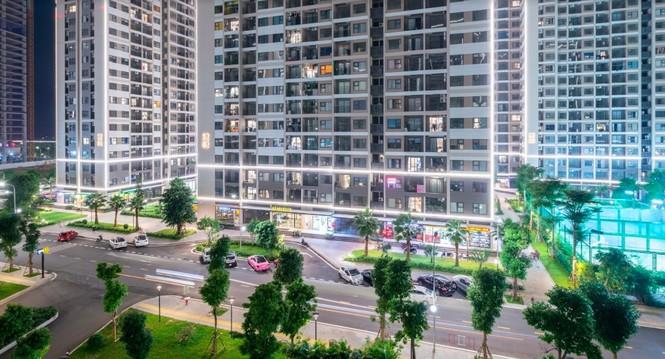 Cận cảnh nhịp sống sôi động tại Đại đô thị hot hàng đầu phía Đông Hà Nội - ảnh 2