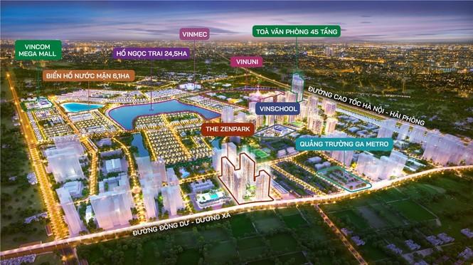 Cận cảnh nhịp sống sôi động tại Đại đô thị hot hàng đầu phía Đông Hà Nội - ảnh 5