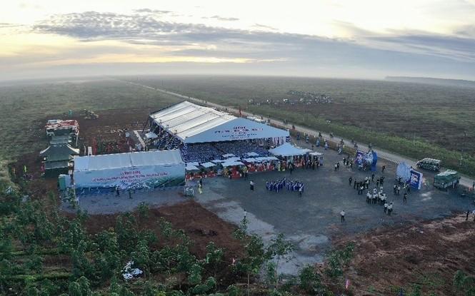 Chính thức khởi công xây dựng sân bay Long Thành, Đồng Nai sẵn sàng bứt phá - ảnh 1
