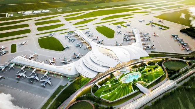 Chính thức khởi công xây dựng sân bay Long Thành, Đồng Nai sẵn sàng bứt phá - ảnh 2