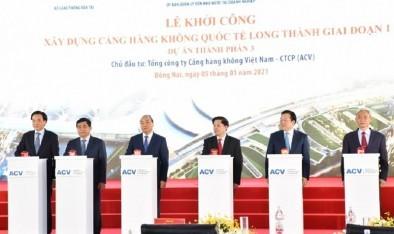 Khởi công sân bay Long Thành, bất động sản ở đâu hưởng lợi? - ảnh 1